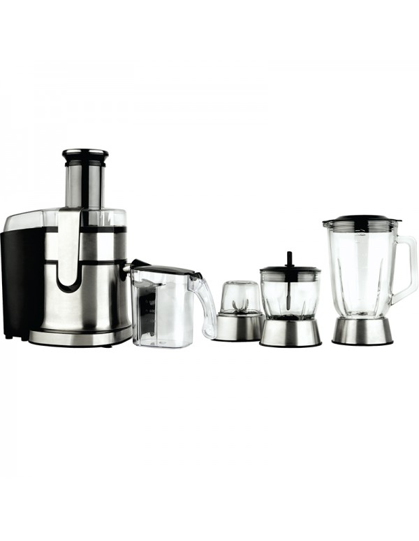 4 In 1 Home Use Electronic Stainless Steel Juicer Blender Kit/Set RL-80B